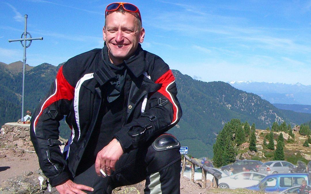 Bernd Rudolf Ihlefeldt (* 5.6.1968, † 3.5.2017)